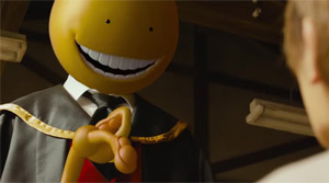 Assassination Classroom Graduation - Film Screenshot 1