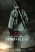 Crouching Tiger, Hidden Dragon: Sword of Destiny - Movie Poster