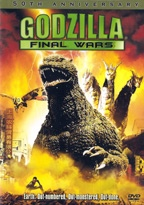 Godzilla: Final Wars - Yesasia
