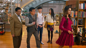Kung Fu Yoga - Film Screenshot 1