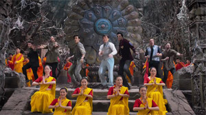 Kung Fu Yoga - Film Screenshot 10