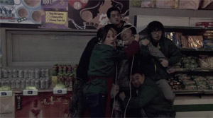 One Night in Supermarket - Film Screenshot 10