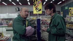 One Night in Supermarket - Film Screenshot 4