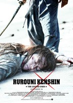 Rurouni Kenshin: The Legend Ends - Movie Poster