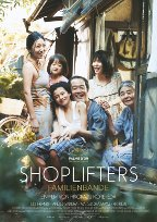 Shoplifters  - Movie Poster