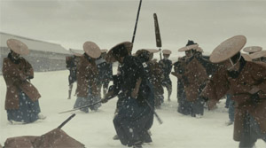 Snow on the Blades - Film Screenshot 3