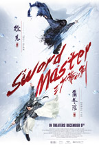 Sword Master - Movie Poster