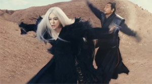 The White Haired Witch of Lunar Kingdom - Film Screenshot 13